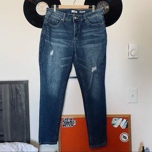 Royalty For Me | high rise skinny jeans